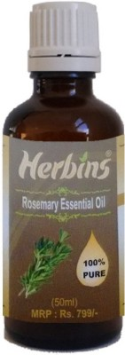 Herbins Rosemary Essential Oil-50ml