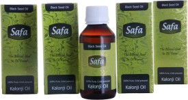 Safa Kalonji seed Oil Pack of 4x100m(400 ml)