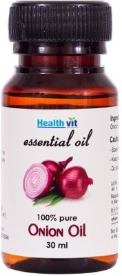 Healthvit ONION Essential Oil-  30ml