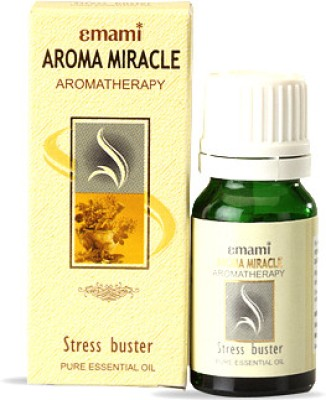 Emami Aroma Stress Buster Essential Oil Blend
