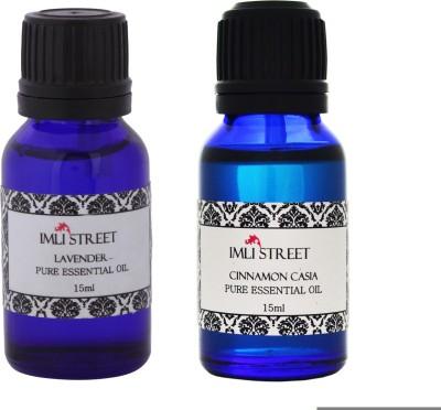Imli Street Lavender & Cinnamon Casia Essential Oil