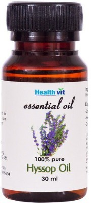 Healthvit Hyssop Essential Oil- 30ml
