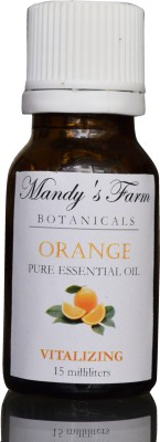 Mandy's Farm Pure Orange Essential Oil - All Natural!