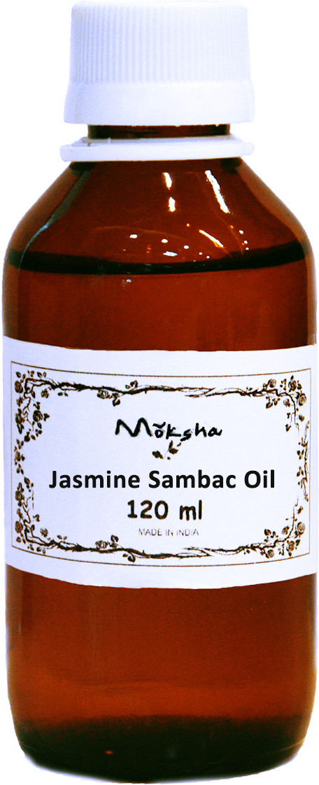 Moksha Jasmine Sambac Essential Oil(120 ml)
