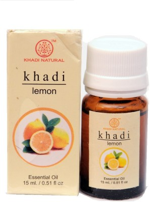 khadi Natural Lemon Essential Oil