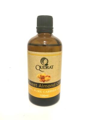Qudrat Organics & Naturals Sweet Almond Oil