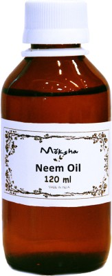 Moksha Neem Oil - Cold Pressed