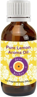 Deve Herbes Pure Lemon Aroma Oil - 30ml