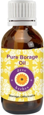 DèVe Herbes Pure Borage Oil 15ml - Borago Officinalis