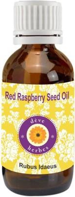 DèVe Herbes Pure Red Raspberry Seed Oil (15ml) - Rabus Idaeus