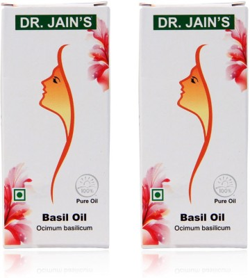 Dr. Jain's Basil Oil