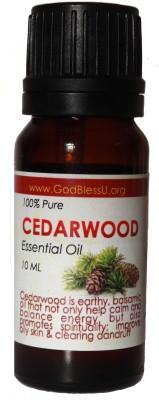 God Bless U EO-CEDARWOOD-10ML