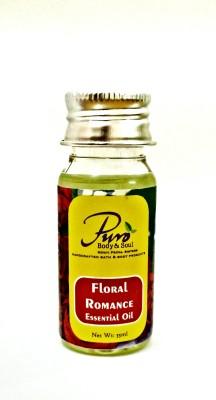 Puro Body & Soul Floral Romance Essential Oil