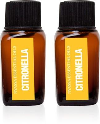 Nyassa Citronella Essential Oil Pack Of 2