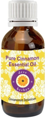 DèVe Herbes Pure Cinnamon Essential Oil (30ml)- Cinnamomum zeylanicum