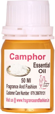 Fragrance And Fashion Camphor Essential Oil of 50 ml