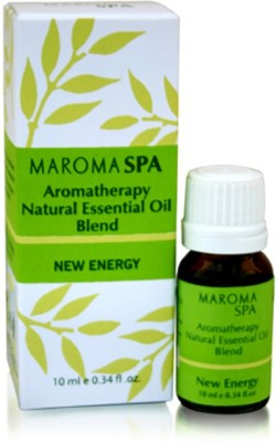 Maroma Essential Oil - New Energy