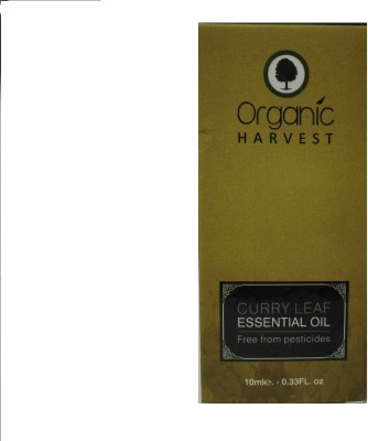 Organic Harvest Curry Leaf Essential Oil