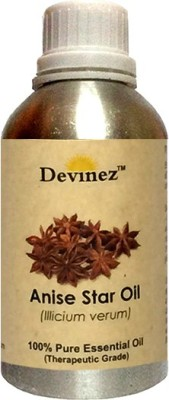 Devinez Anise Star Essential Oil, 100% Pure, Natural & Undiluted, 250-2058