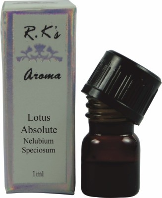 Rk's Aroma Lotus Absolute Essential Oil