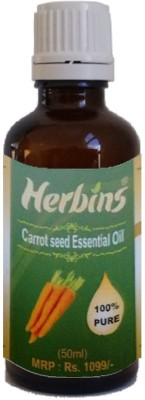 Herbins Carrot Seed Essential Oil-50ml