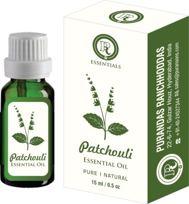 Purandas Ranchhoddas Prs Patchouli Essential Oil 15ml