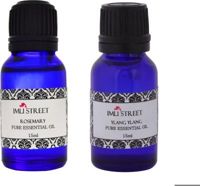 Imli Street Rosemary & Ylang Ylang Essential Oil