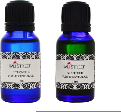Imli Street Citronella & Grapefruit Essential Oil