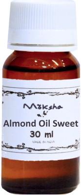 Moksha Almond Oil Sweet - Cold Pressed