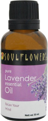Soulflower Lavender Essential Oil