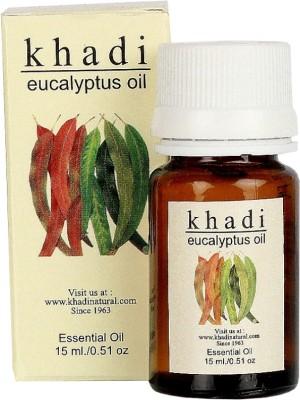 khadi Natural Eucalyptus Essential Oil