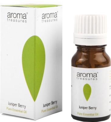 Aroma Treasures Juniper Berry Pure Essential Oil
