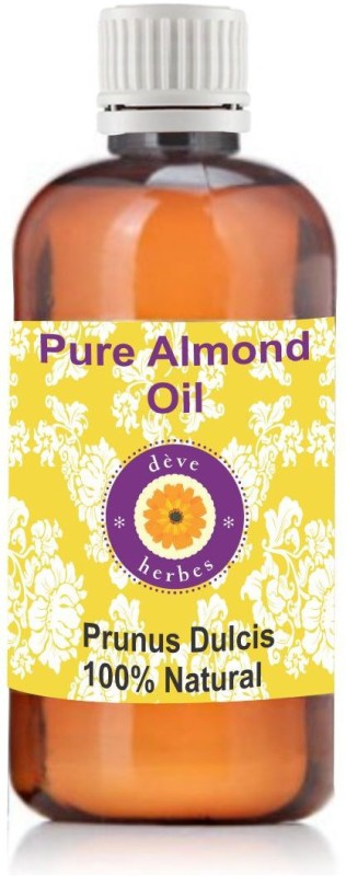 DèVe Herbes Pure Almond Oil(100 ml)