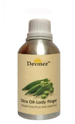 Devinez Okra -Lady Finger Oil, 100% Pure, Natural & Undiluted, 500ml