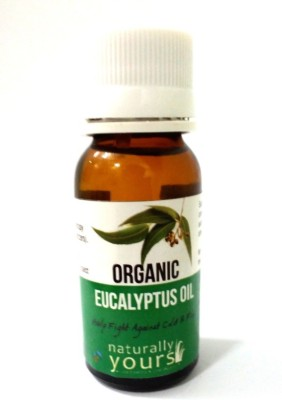 Naturally Yours Organic Eucalyptus Oil