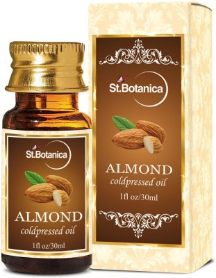 StBotanica Almond Pure Coldpressed Carrier Oil