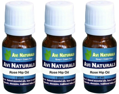 Avi Naturals Rose Hip Oil(Pack of 3)