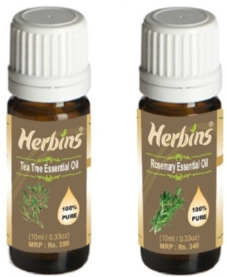 Herbins Essential Oil (Tea Tree & Rosemary)