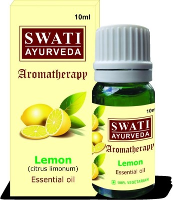 Swati Ayurveda Essential Oil Lemon (Citrus Limonum)