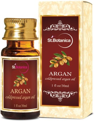 StBotanica Argan Pure Aroma Cold Pressed Carrier Oil, 30ml