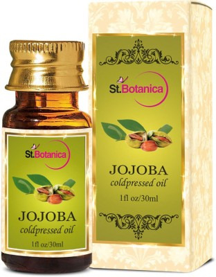 StBotanica Jojoba Pure Coldpressed Carrier Oil