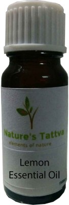 Nature's Tattva Lemon Essential Oil
