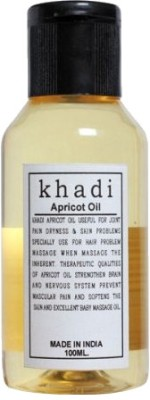Khadi Herbal Apricot Oil