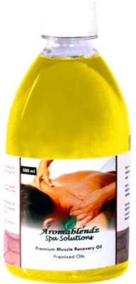 Aromablendz Muscle Recovery Oil