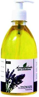 Aromablendz Ylang Massage Oil