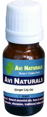 Avi Naturals Ginger Lily Oil