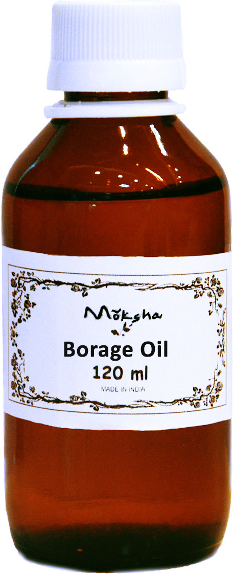 Moksha Borage Oil - Cold Pressed(120 ml)