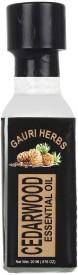 GAURI HERBS Cedarwood Essential Oil