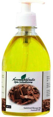 Aromablendz Sandalwood Massage Oil