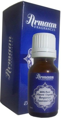 Armaan 100% Pure Natural Organic Bergamot Essential Oil